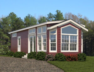 NEW 2018 FAIRMONT PARK MODEL IS IN STOCK . HOMES /COTTAGES.