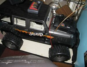 R/C Jeep (issues), R/C ba racing?