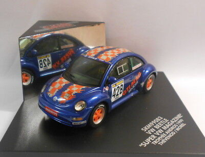 Skid 1/43 Scale Diecast Model SKM99083 VW BEETLE 'SUPER VW MAGAZINE' 1999