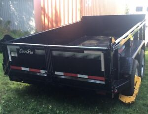 New Corn-Pro Dump Trailer