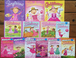 PINKALICIOUS books! $3 each or all 13 for $20