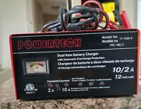 POWERTECH BATTERY CHARGER