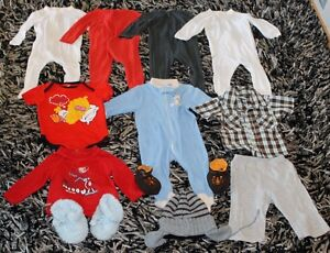 6-12 MONTHS BOY'S CLOTHES ALL FOR $5