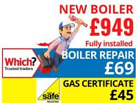 LOCAL CHEAP ENGINEERS /Boiler Installation,Repair,Service,Gas Certificate,Heating Replacement