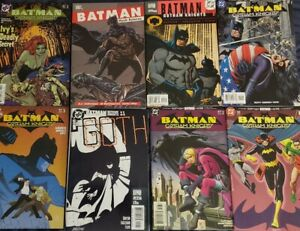 HUSH RETURNS TPB and many DC Graphic Novels TPB Batman Superman