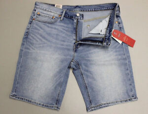 (2) Levi's 541 Athletic Fit Shorts in Speckle Wash - Size 30