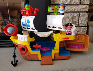 Little People Pirate Ship
