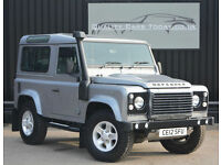 2012 Land Rover 90 Defender 2.2 TDCI XS *Exceptional Cosmetic Condition+ NO VAT*