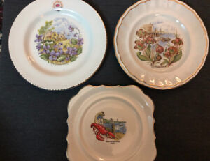 Canadian Province Collector plates