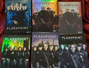 Flashpoint - Complete Series - DVD