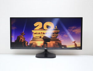 LG  34''    Ultrawide IPS Monitor
