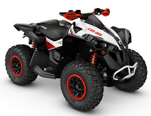 Can-am Renegade 850 xxc 2016