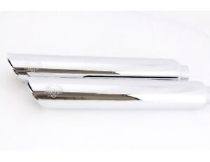 Complete exhaust for a 09-16 Harley Davidson touring models