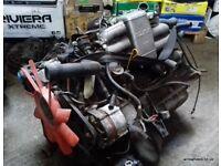 BMW M30B34 Complete Engine VGC - E24 635csi Series 2, 1982-1986, E28 535i M535i E23 735i for sale  Dungannon, County Tyrone