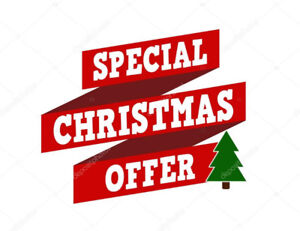 CHRISTMAS OFFER IN JUST $99 INCLUDED THE TAXES