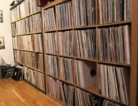 "DISQUES VINYLES DANCE 12""/ HIP HOP/ HOUSE/IMPORTS 5$+"