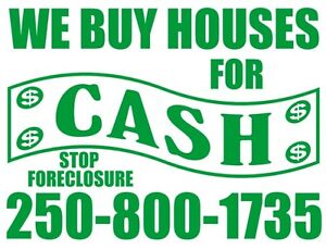 $ We help people get out of stressful housing situations.