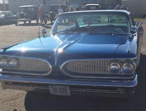 1959 Pontiac Laurentian Candian Model Regina Regina Area image 1