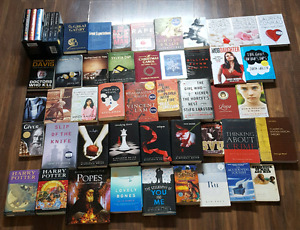 Various Non-Fiction and Fiction Books