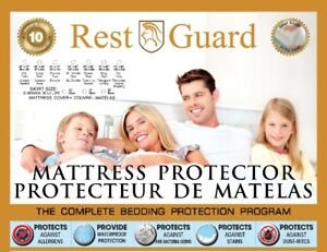 Brand new Double bed mattress protector