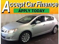 Vauxhall/Opel Astra FROM £25 PER WEEK !