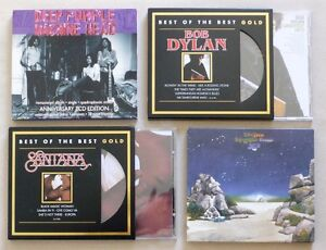 Four Limited Edition Classic Rock CDs London Ontario image 1