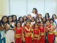 Bollywood/Classical/Folks/Multi-cultural Dance: Kids to Adults