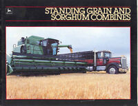 Standing grain Titan 2