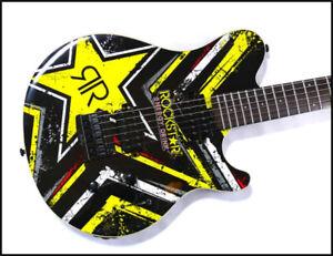 "ERNIE BALL ""Sterling"" AX20 Rockstar Edition"