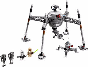Lego Star Wars Homing Spider Droid 75016  / 279 pcs