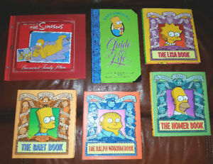 The Simpsons Books (Assorted)