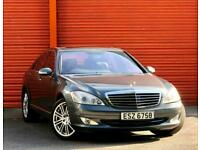 2006 Mercedes-Benz S Class 5.5 S500 7G-Tronic 4dr Saloon Petrol Automatic