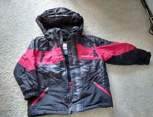 Brand New Weatherproof Snow Suit (Jacket and Pants) (4T)