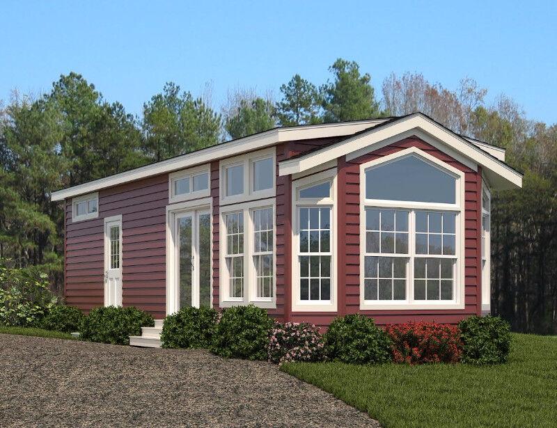 Fairmont Freestyle Park Models Cottages Park Models