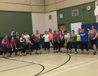 Oshawa Courtice Bowmanville ALL Level Indoor Women's Bootcamps