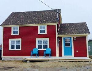 Seakissed Cottage - Bonavista Seaside Vacation Home