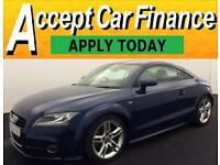 Audi TT Coupe FROM £83 PER WEEK!