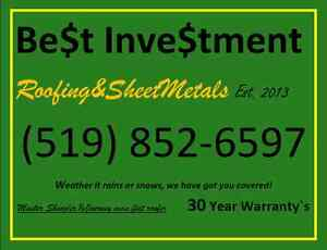 roofing / roof repairs / roof top services