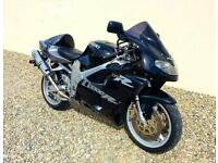 SUZUKI TL 1000R SUPER SPORTS V-TWIN - SUPERB EXAMPLE THROUGHOUT - UK BIKE - PX