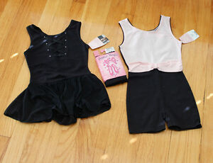 Girls dance outfits size 6X