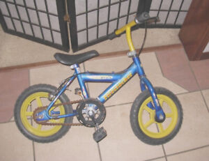 """Used 12"""" Kids Bike, no training wheels (or for extra $15), good"""