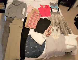 Lot of Women's Clothing - Size Small  - 17 Items