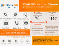 The Lowest Price of Home Phone Plan in Vancouver