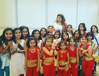 Bollywood, Classical, Folk and Modern Dance Class!!