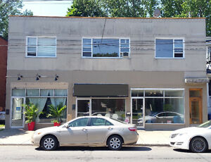 Retail for Rent in Trendy Area of Montreal West