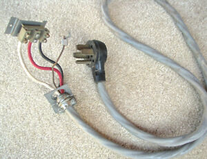 240V Dryer / Stove cable