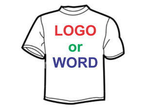 High Quality Full color Printed T-shirt w/personal name 4 sale!