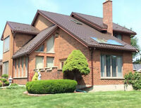 Metal Roof 50 year warranty - PERMANENT solution