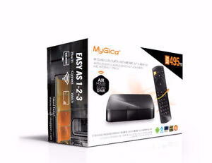 Buzz 3000 MyGica  Android 7.1  IPTV  box 2018 Models