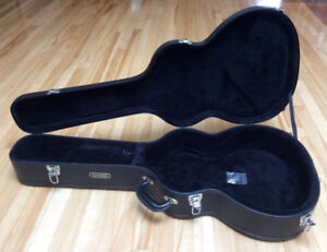 New Precision Instruments hard-shell case for classical guitar